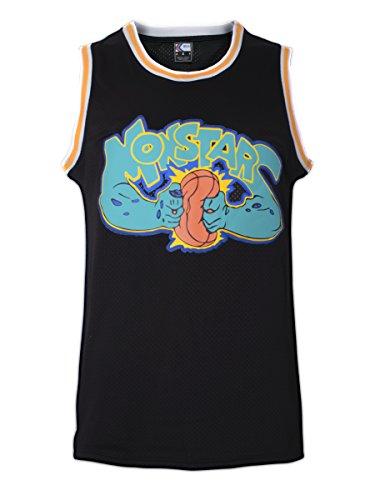 MOLPE Monstar Basketball Jersey S-XXXL Black (XL)