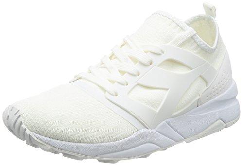 Diadora Evo Aeon, Sneaker a Collo Basso Uomo, Bianco, 40 EU