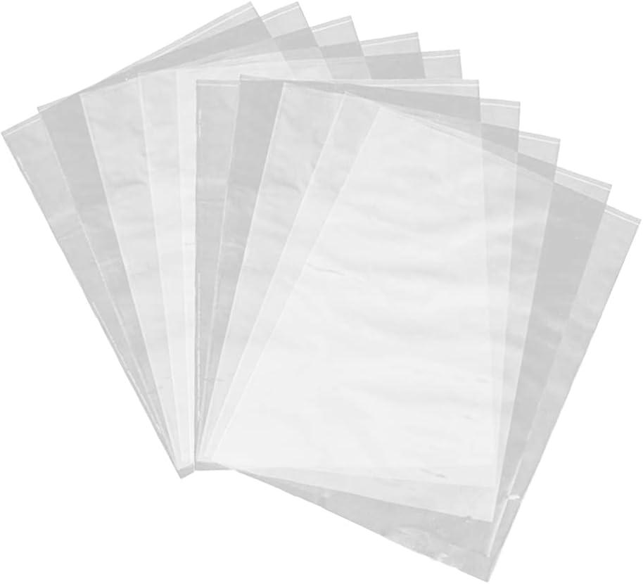iplusmile 1 Pack Shrink Wrap Bags PVC Heat Shrink Wrap Bags for