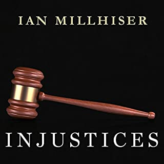 Injustices audiobook cover art