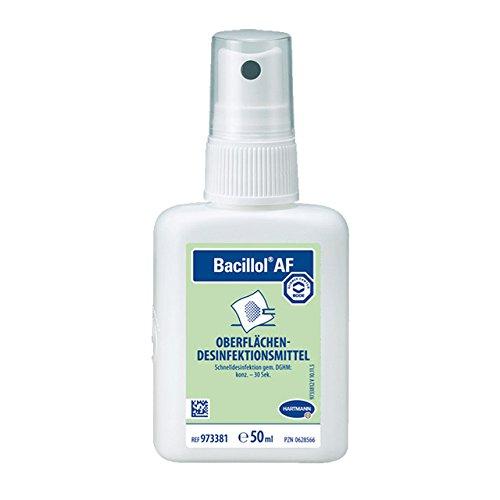Preisvergleich Produktbild Flächendesinfektion Bacillol AF 50 ml Sprühflasche von BODE