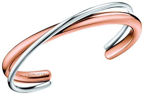 Calvin Klein Damen-Armreifen Vergoldet KJ8XPF20010S