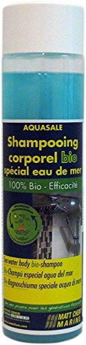 Matt Chem Aquasale Eau de Mer Körper-Shampoo Bio 500 ml
