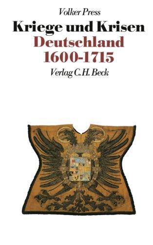 Neue Deutsche Geschichte, Band 5: Kriege und Krisen - Deutschland 1600-1715