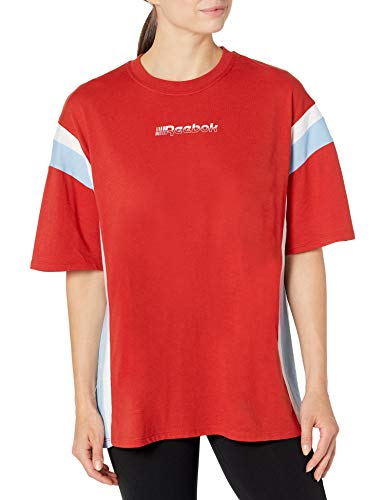 Reebok Women's Workout Ready Meet You There Oversized Tee