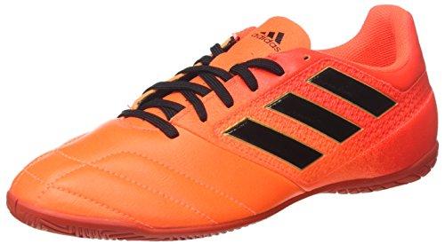adidas Ace 17.4 In Zapatillas de Fútbol Hombre, Multicolor (Narsol/Negbas/Rojsol), 39 1/3 EU (6 UK)