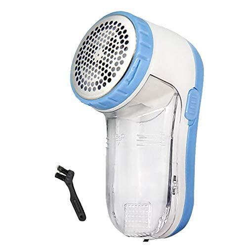 Quata Removedor de pelusa y afeitadora de tela, desabastecedor eléctrico portátil para suéter,...