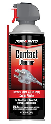 12 x Max Professional Contact Cleaner (DPC) 11 oz - 12 Pack (12 Items)