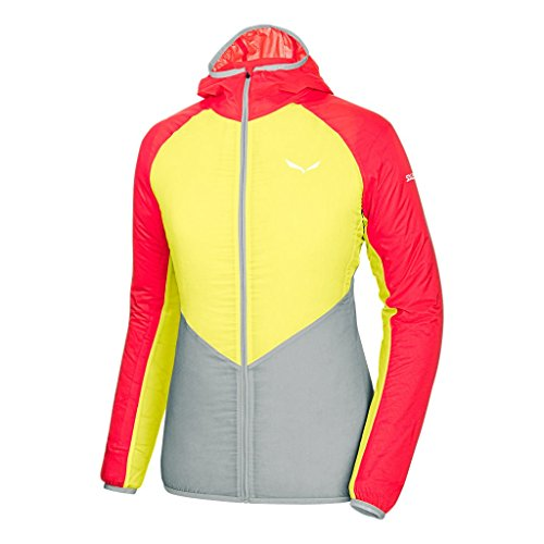 Salewa Damen Pedroc 2 Superlight Jacke Softshelljacken, hot coral/2460/0400, 38