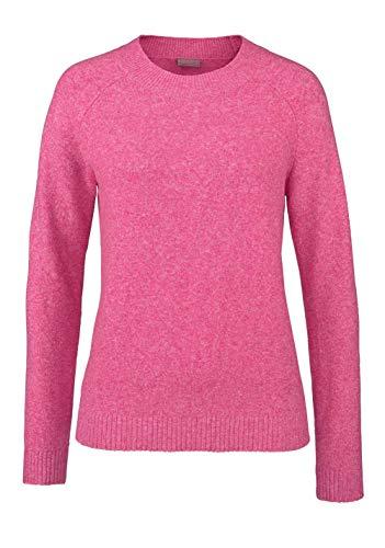 VERO MODA Marken-Pullover, pink (L)
