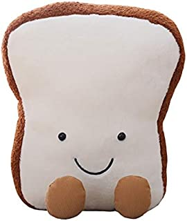 Plush toys, NEW Cartoon Cute Plush Toys Plush Bread Shape Pillow Birthday Gift Sofa Plush Toy Christmas plush toys for kid...