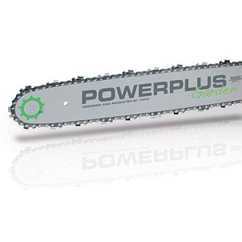 Powerplus Ersatzkette für Kettensägen mit 30 cm Sägeschwert Schwertlänge 12 Zoll