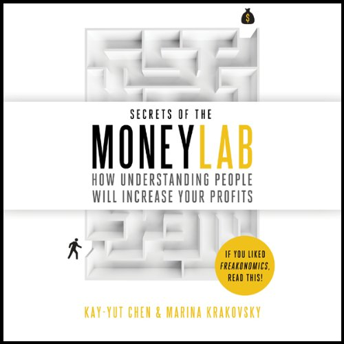 Secrets of the Moneylab audiobook cover art