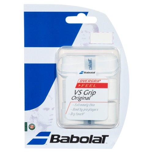 Surgrips Babolat VS Grip Original blanc x 3