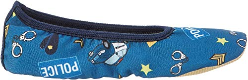 Lico Unisex-Kinder G 1 Style Gymnastikschuhe, Blau (Marine), 25 EU