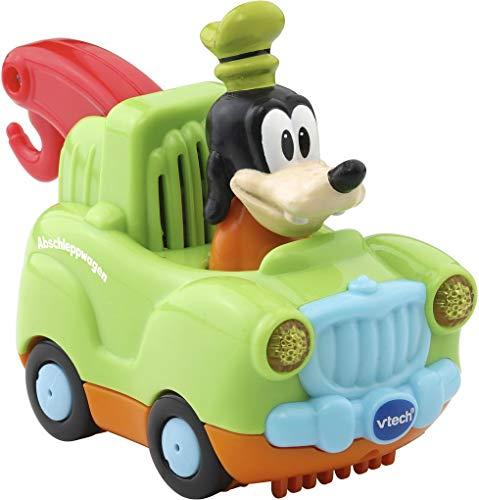 Vtech 80-511304 TUT Baby Goofys Abschleppwagen Flitzer Fahrzeuge Babyauto, bunt