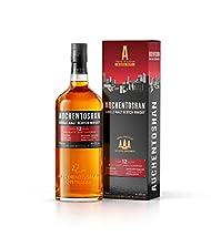 Auchentoshan 12 Jahre Single Malt Scotch Whisky, mit Geschenkverpackung, 40% Vol, 1x 0,7l©Amazon