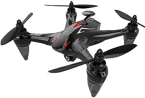 Hukz Faltbarer 5G WiFi FPV Drohne GPS Positionierung RC Quadrocopter Spielzeug, 1080P HD Kamera Live Ubertragung, Extra Lange Flugzeit, H nhaltung, Kopflos Modus (Rot)