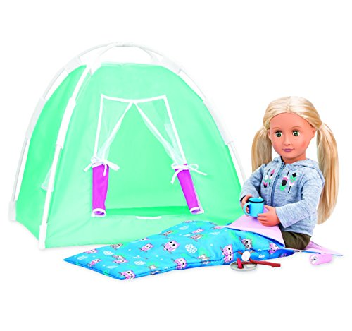 Our Generation Happy Camper - Camping Set for 18' Dolls