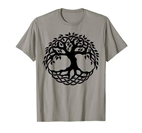 Celtic Tree of Life T-Shirt T-Shirt