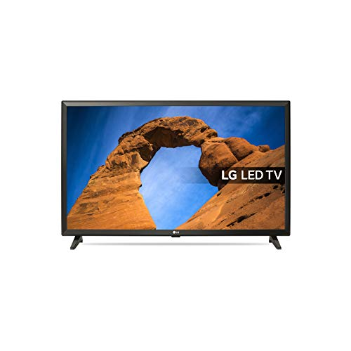 LG 32LK510BPLD 32-Inch Freeview LED TV - Black (2018 Model)