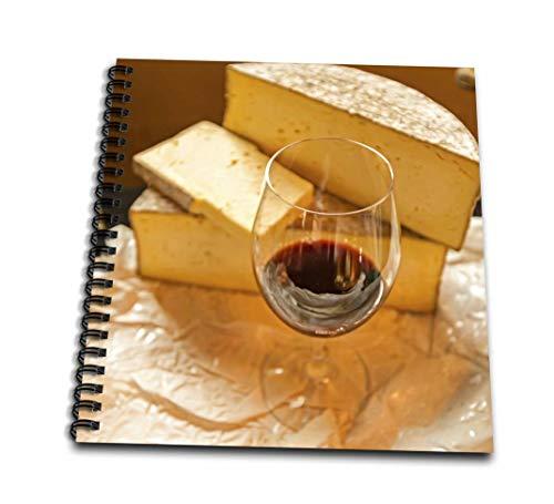 3dRose DB 208045_ 1USA, Washington, Woodinville. Wein, Art & handwerkliche Käse Event. Zeichnung Buch, 8von 20,3cm