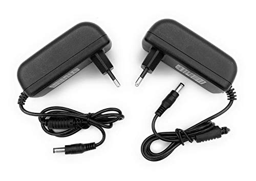 Coppia Di Alimentatori Da 2 Ampere 12 Volt Per Telecamera E Striscia A Led