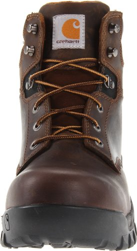 Carhartt Men's 6' Rugged Flex Waterproof Breathable Composite Toe Leather Work Boot CMF6366,Brown...