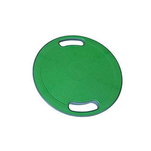 Review WUSHIYU Balancae Board Balance Plate Non-Slip Balance Plate with Grip Hole Portable Balance P...