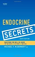 Endocrine Secrets, 6e by Michael T. McDermott MD(2013-05-02)