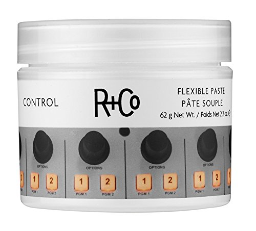 R+Co Control Flexible Paste, Strong Hold, Semi-Matte Finish with Natural Feel, 2.2 Fl Oz