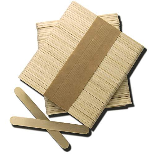 200 Palos de Helados de 9.4 cm. palitos de madera manualidades sin...