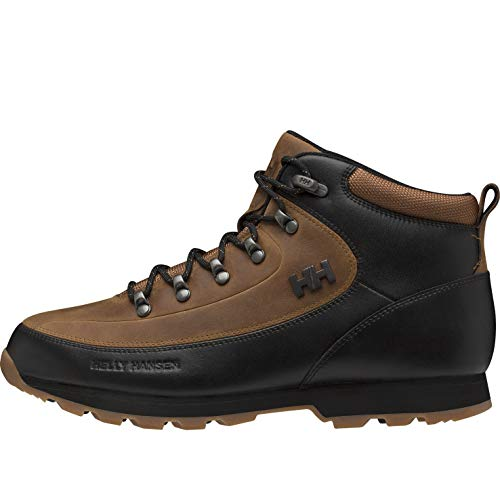 Helly Hansen The Forester, Botas de Senderismo Hombre, Marrón (Honey Wheat/Black/Socc 727), 48 EU