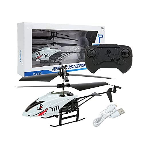 RC Helicopter, Helicóptero de control remoto con Gyro, 3.5Hz Aleación de canales Mini helicóptero Control remoto para niños y adultos Indoor Micro RC Helicóptero Mejor regalo de juguete de helicóptero