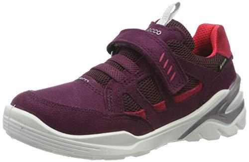 ECCO Mädchen Biom VOJAGE Sneaker, Violett (Aubergine/Teaberry 51521), 35 EU