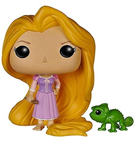 Funko Pop! - Vinyl: Disney: Tangled: Rapunzel & Pascal (5135)
