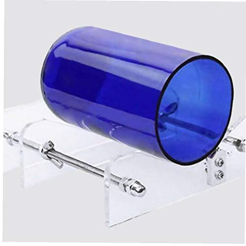 fedsjuihyg Botella de Cristal máquina del Cortador Jar Herramienta de Bricolaje Arte Hecho a Mano del Kit del Corte DIY Kit de Herramientas de Corte para el hogar decoración de la Barra