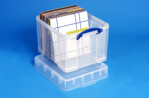 Really Useful Box 35 Liter XL - extra Strong - 480 x 390 x 345mm - weiß
