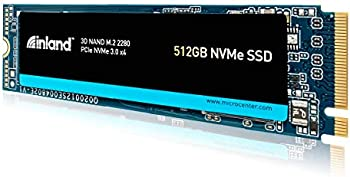 Inland Premium 512GB 3D NAND M.2 2280 PCIe Internal Solid State Drive
