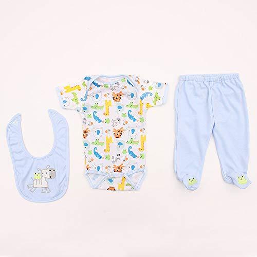 MineeQu 13 Verschiedene Stile für 45-50 cm hochwertige Neugeborene Puppen Kleid Reborn Babypuppe Alle Baumwollkleidung