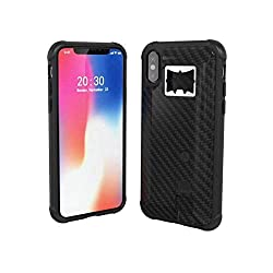 commercial YaMeiDa case with iPhone XsMAX mobile phone lighter and beer bottle opener … lighter iphone case