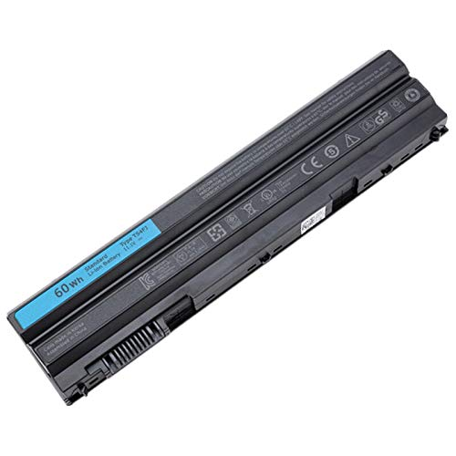 Szhyon Fit for 11.1V 60Wh T54FJ X57F1 N3X1D M5Y0X T54F3 8858X Battery fit for Dell Latitude E5420 E5520 E5430 e6420 E6430 E6520 E6530