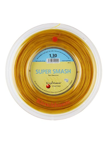 Kirschbaum Super Smash 1.25mm Cordaje de...