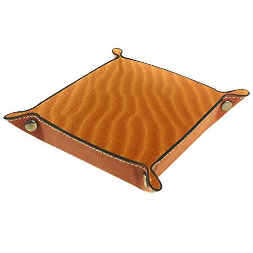 Preisvergleich Produktbild MUMIMI Rotersand Afrikanische Wüste Badezimmer Küche Kommode Tablett Schmuck Geschirr Ring Halter Kosmetik Organizer