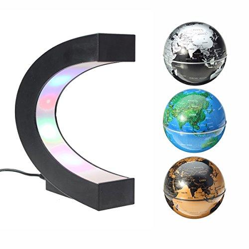 schwebender Globus Beleuchtet