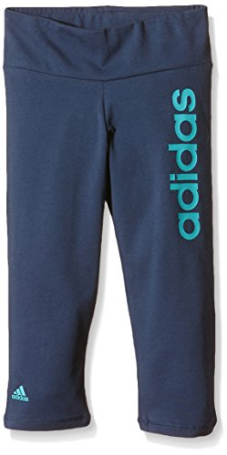 adidas - Radsport-3/4-Hosen für Mädchen