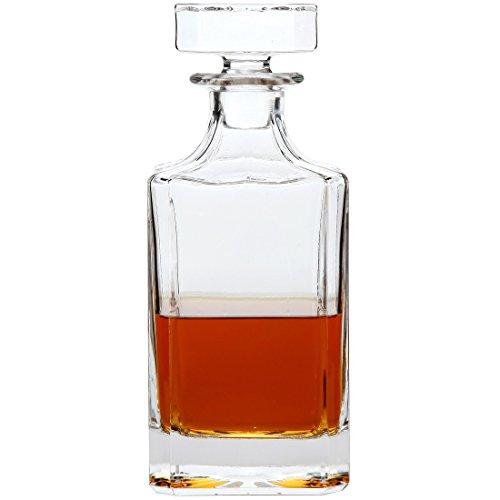 Listado de Licoreras de vidrio, tabla con los diez mejores. 15