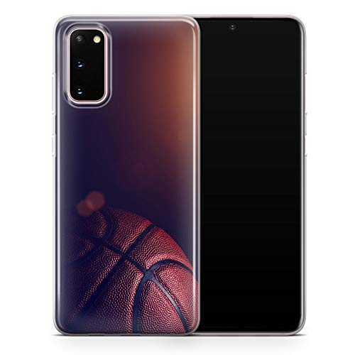 Carcasa para Samsung Galaxy S10 Plus, diseño 3, A26, diseño de baloncesto