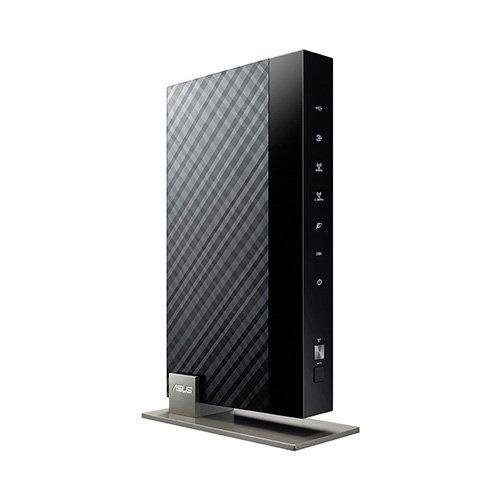 ASUS DSL-N14U - Enrutador módem inalámbrico N300ADSL 2+, USB para Servidor de Medios, anexo A/B/J/M