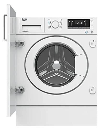 BEKO - Waschtrockner 8 kg 1400 Umdrehungen 82x60x55 cm